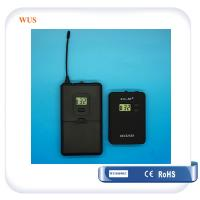 China Rechargeable Handheld Type Digital Wireless Simultaneous Interpretation Equipment on sale