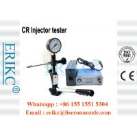 China Bosch Diesel Injector Tester Equipment  Diagnostic Common Rail Nozzle Validator Tester on sale