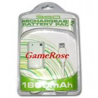 Quality XBOX 360 Rechargeable Battery Pack (GR-XB360-001) for sale