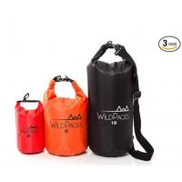 China Boating Kayaking Waterproof Dry Bag Backpack 1 A Adjustable Shoulder Strap on sale