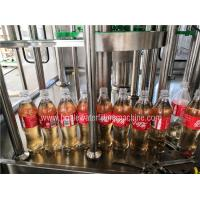 Buy cheap Automatic Carbonated Soft Drink / Flavored Juice / Energy Drink Filling Machine from wholesalers