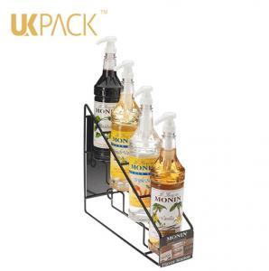Quality Custom Torani Milk Plastic Sauce Dispenser Pump 5ml-8ml-10ml Gold for sale