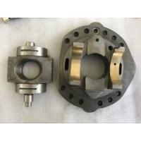 Quality Hpv55 Komatsu Hydraulic Gear Pump Parts For Construction Machinery Pc120-5 for sale