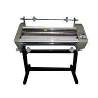 Quality silicone greece prevented film laminating machine for sale