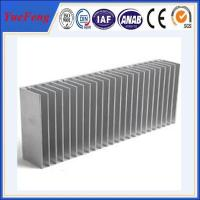 Quality Aluminum profile heat sink manufacturer, heat sink aluminum extrusion profiles manufacture for sale
