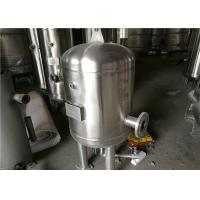 Quality Titanium Clad Heater Stainless Steel Air Receiver Tank With X - Ray Inspection for sale