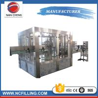 Quality Nancheng Machanical beer can filling equipment machine liquid for sale