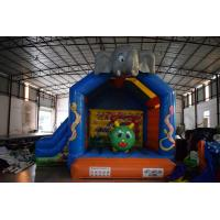 Quality Elephant Inflatable Cute Caterpillar Combo Digital Painting Inflatable Elephant Combo for sale