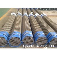 Quality A249 Stainless Steel Heat Exchanger Tube 304 316 310S Welded Tube For Heaters for sale