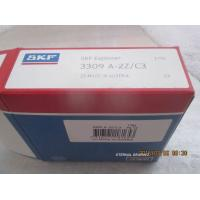 Buy Double Row Angular Contact Ball Bearing 3309A-2Z/C3 Steel Sheilds C3 Clearance at wholesale prices
