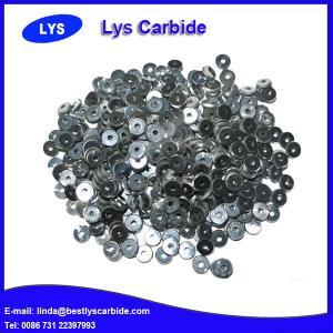China Zhuzhou cemented carbide cutting tools tungsten Carbide Round glass cutter, Circular Glass Cutter on sale