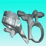 Quality Shot Blasting Rear Aluminum Bracket For GM Motor Automotive Transmission Components for sale