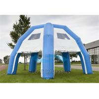 Quality Air Tinght Travel Party Inflatable Tents Marquees Dome With Oxford Cloth Material for sale