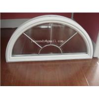 Quality triple glass panels with frames in doors for sale
