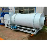 Energy Saving Heavy Duty Rotary Dryer Rational Construction Three Cylinders for sale