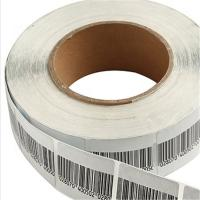 Buy cheap Recycle Anti Shoplifting 8.2 Mhz Security Labels For Department Store / EAS RF from wholesalers