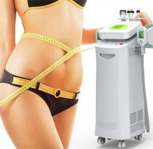 China 3 in 1 Cryoliposis+ 40K cavitation +multi polar RF slimming machine cryo fat freeze on sale