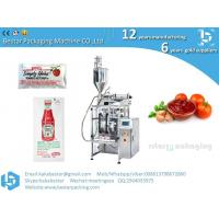 China High Quality Liquid Ketchup Fruit Pulp Packing Machine on sale