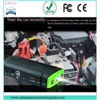 Buy cheap portable emergency tools auto jump starter power bank 13600mah from wholesalers