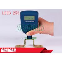 Quality Rubber Ultrasonic Thickness Meter NDT Instruments Measuring Range 0 ~ 6000μm for sale