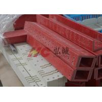 Quality High Flexural Strength Pultruded Profiles , L Angle DIN 5510 Certification for sale