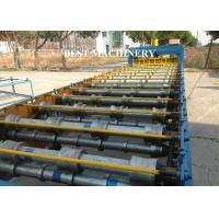 Buy Steel IBR Roofing Wall Roof Tile Making MachineHydraulic Cutting Type at wholesale prices