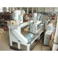 Quality High Output Plastic Sheet Machine For PE Construction Board , Plastic Plates Making Machine Plastic Sheet Machine for sale