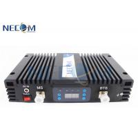 Safe Operation 4g Lte Signal Booster , Mobile Signal Booster Device 50Ω/N Connector for sale