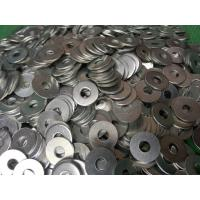 Quality High Precision DIN Steel Flat Washers For Machine Accessories , Electronic Appliances for sale