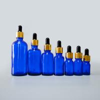 Buy SXB-01 5ml Free samples!!! Wholesale small blue 20ml glass essential oil bottles at wholesale prices
