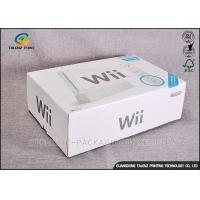 Quality Electronic Ipad Packaging Box 128g 157g Art Paper Materials Matt Lamination for sale