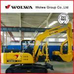 Quality farming machine yuchai excavator  DLS880-9B for sale