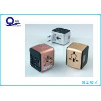China UK / AUS / USA Plug USB Power Adapter , Portable Usb Electrical Outlet Adapter on sale