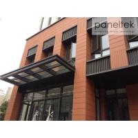 Quality Composite Terracotta Ventilated Facade Materials For Building Façade Systems for sale