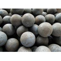 Quality Grinding Media High Chrome Cast Balls for Coal Mill , Dia 60mm for sale