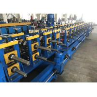 Quality Metal Cold Quickly Change C to Z Purlin Roll Forming Machine Automatically for sale