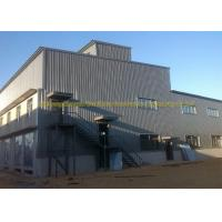 Prefabricated Workshop Steel Structure Workshop Steel Buildings Q345 for sale