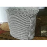 Quality Mixed material knitted wire mesh gas liquid netting for protect air filter for sale