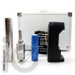 Quality Full mechanical mod Nemesis mod telescopic body kayfun atomizer E-cigarette ALUMINIUM BOX for sale