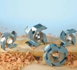Quality Carbon Steel 4 Teeth Carbide Shaper Cutter Micro-grain Tungsten Carbide for sale