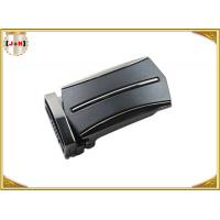Quality Creative Design Reversible Metal Belt Buckle With Clips For Belt Strap for sale