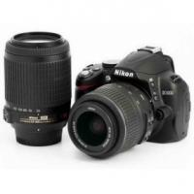 Quality Nikon D3000 Digital SLR Camera with Nikon AF-S DX 18-55mm lens for sale