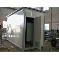 Quality Mobile Prefabricated Portable Modular Homes Relocatable For Offices for sale