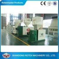 High efficiency Pellet Biomass Wood Burner for melting aluminum use