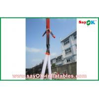 Quality 2 Leg Rip-stop Nylon Durable Advertising Inflatable Air Dancer H3m - H8m for sale