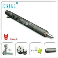 Buy cheap ERIKC Euro 3 diesel fuel injector EJBR03301D delphi injector R03301D for JMC Transit 2.8L Jiangling Motors from wholesalers