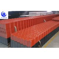 Buy Light Weight Building Materials Thick Plastic Decorative Long Span Color Coated Roofing Sheet at wholesale prices