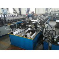 Quality High Power 2 In 1 Drywall Stud Roll Forming Machine 20-30m/Min Speed for sale