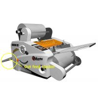 Quality Automatic Feeder Roll Laminating Machine With Two Heating Roller for sale
