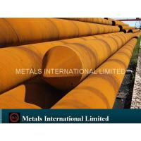Quality ASTM A252,ASTM A500,AS1163 C350L0,EN10225 Pipe Piling,Foundation Piles,Mooring Piles for sale